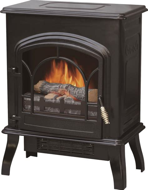 electric heater fireplace qc111 stonegate electric fireplace with decorative paned