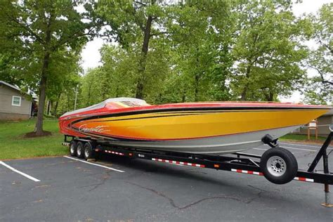 Cigarette Boats For Sale Lake Of The Ozarks by Cigarette New And Used Boats For Sale In Missouri