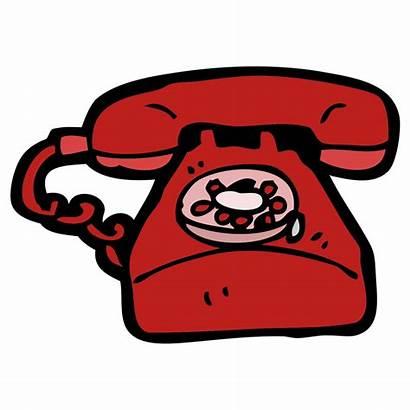 Clipart Telepon Gambar Telephone Cartoon Kartun Phone