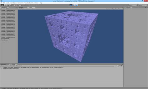 A Fast And Powerful Voxel Plugin For Unity3d