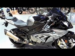 Bmw S1000rr 2018 : 2018 bmw s1000rr black silver strip special edition walkaround review look in hd youtube ~ Medecine-chirurgie-esthetiques.com Avis de Voitures