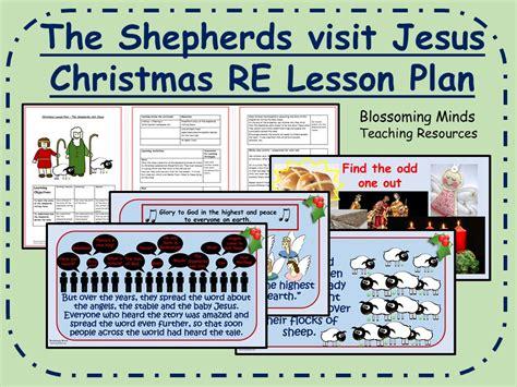 ks2 re lesson the shepherds visit jesus by