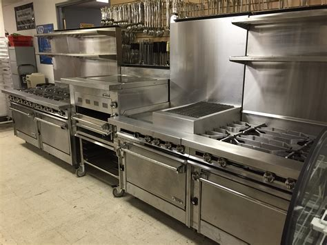 white beeches golf  country club cooking equipment