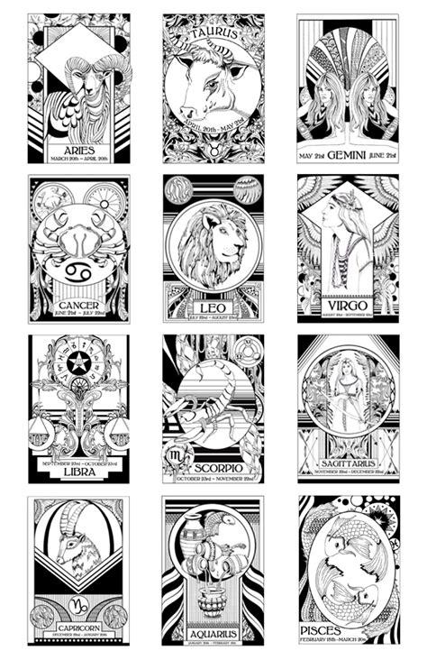 Zodiac illustrations by May van Millingen for Topshop... | Zodiacs in 2019 | Zodiac art, Zodiac