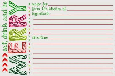 freeprintablechristmasrecipecardtemplate recipe
