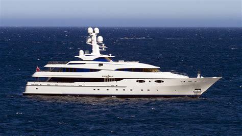 Yacht Zenobia by Zenobia Yacht Boat International