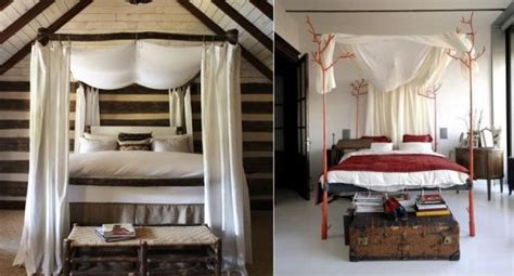 Decorating A Romantic Canopy Bed Ideas & Inspiration