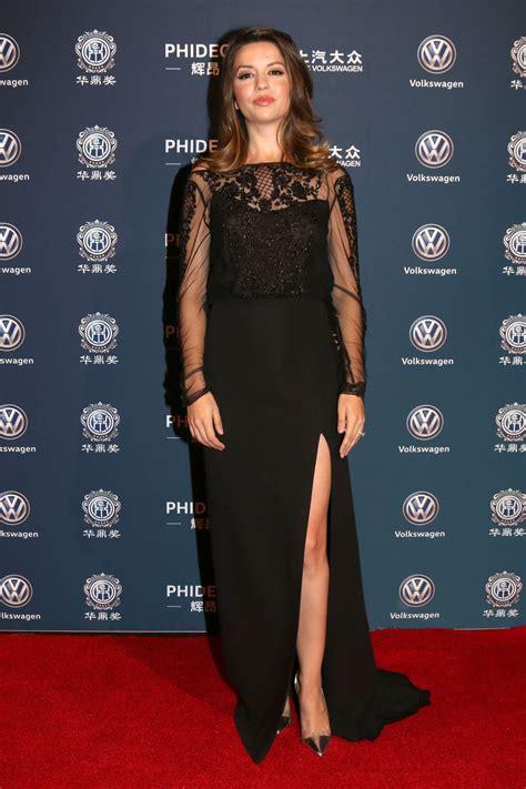 masiela lusha  huading global film awards  los