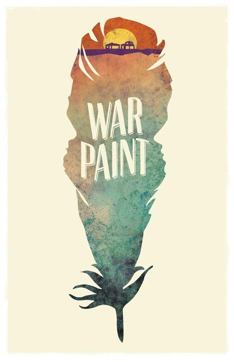 war paint ashleytrommler