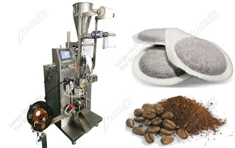 shape coffee pod packaging machine manufacturers  italy