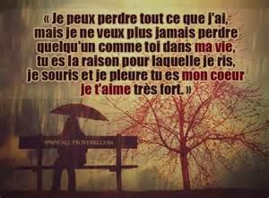 Citation Vie Difficile by Citation Et Belle Phrase Damour Tu Es Mon Coeur Je