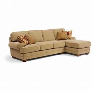 flexsteel that39s my style customizable 2 piece sectional With flexsteel sectional sofa with chaise