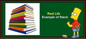 What, Are, The, Real, Life, Applications, Of, Stack, Data, Structure