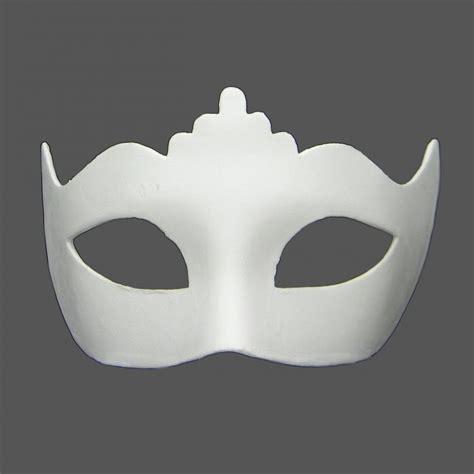 venetian mask  london   stella colombina blank