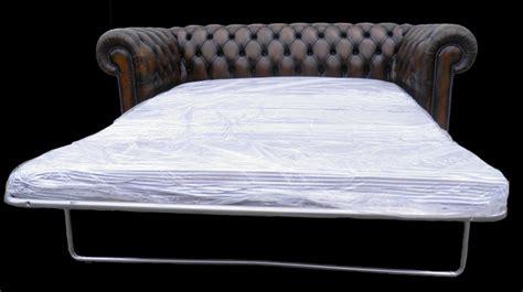 canap lit chesterfield canape lit cuir 3 places maison design wiblia com