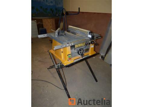 circular saw or table saw dewalt table saw dw744 qs