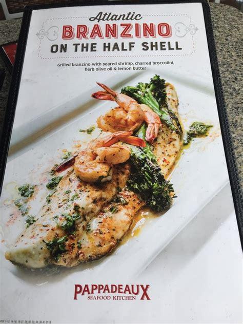 pappadeaux seafood kitchen san antonio    west menu prices restaurant reviews