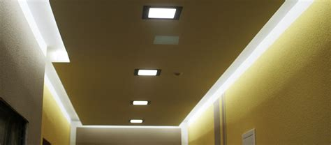 Exquisit Deckenbeleuchtung Wohnzimmer Selber Bauen Indirekte Beleuchtung Flur