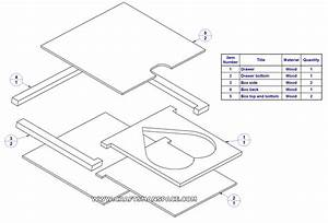 Heart dissection puzzle plan