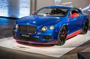 Bentley Continental Gt Speed : 2017 bentley continental gt speed 95 octane ~ Gottalentnigeria.com Avis de Voitures