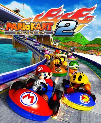 Pues prepárate y abróchate el cinturón de seguridad, porque aquí vas a encontrar todos los juegos de carros punteros del mundo de los videojuegos: Descargar Mario Kart: Arcade GP 2 PC Full [1-Link ...