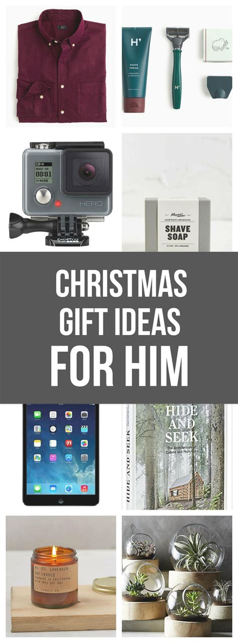 best 25 christmas gifts for him ideas on pinterest