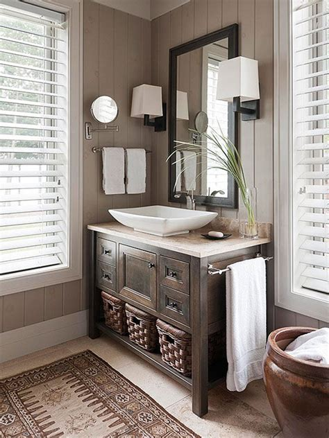 Small Bathroom Blinds by 20 Designs For Bathroom Window Treatment Home Design Lover