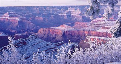 reasons  visit  grand canyon  winter xanterra