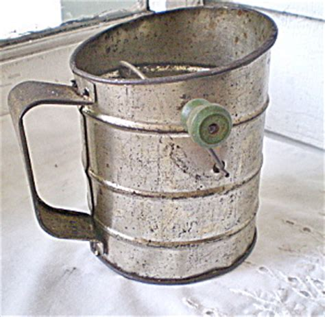 kitchen collectables store kitchen collectible 1930s flour sifter kitchen
