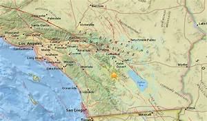 Magnitude-5.2 Quake Strikes Near Borrego Springs   KTLA