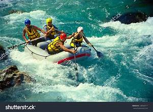Soca River Slovenia July 8 White Stock Photo 128564717 ...