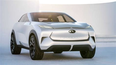 Upcoming Electric Suv by Infiniti Qx Inspiration Previews Upcoming Electric Suv