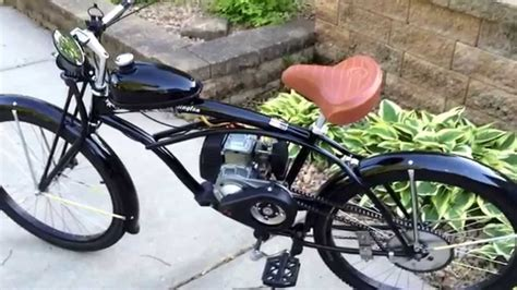 How To Build A Motorized Bicycle Review & Rant Youtube