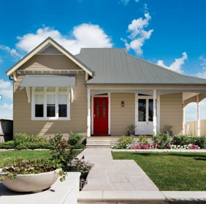 Tips To Use Colour On Your Home Exterior  Lifestyle Home