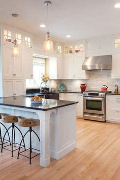 how paint kitchen cabinets white kitchen with black countertops home interior 4368