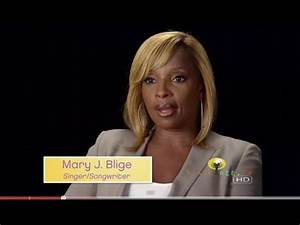Mary J. Blige records new song for The Help - YouTube