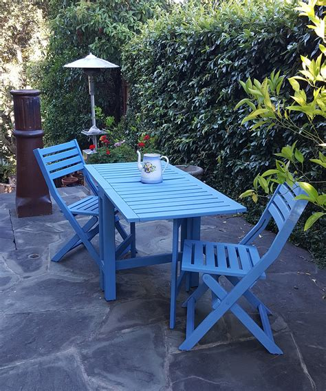 painting outdoor furniture  annie sloan paints