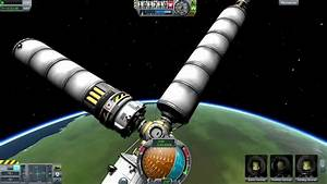 E-05- Refueling Mission - Kerbal Space Program 018 - YouTube