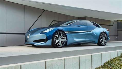 Borgward Isabella Electric Concept Debuts In Frankfurt