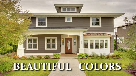 home design beautiful colors for exterior house paint
