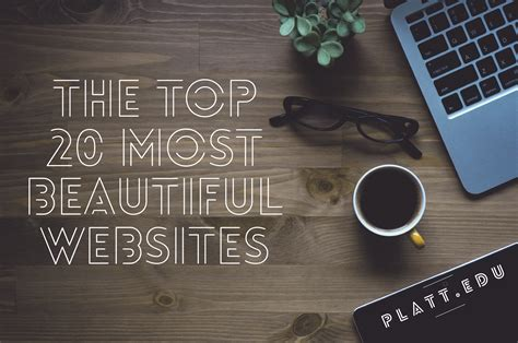 The Top 20 Most Beautiful Websites  Platt College San Diego