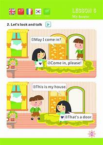 Children English Chinese French Korea Story Books Read Pen ...