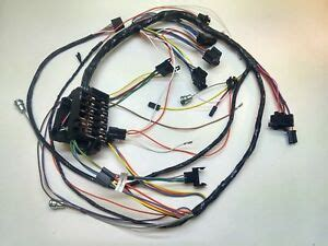 Chevy Impala Under Dash Wiring Harness Console