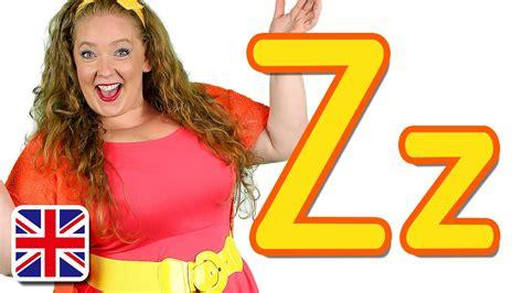 The Letter Z Song (uk