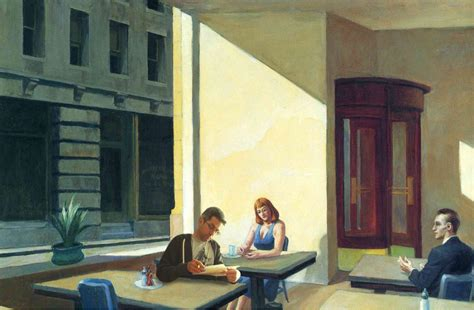 Photobombing Edward Hopper Paintings - Dryden Art