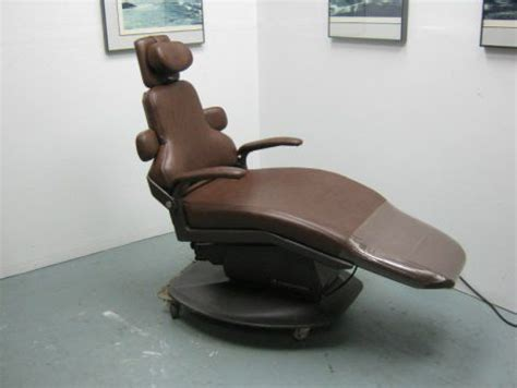 used pelton crane coachman dental chair for sale