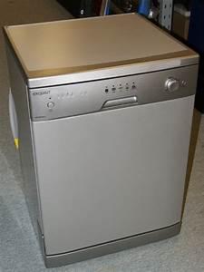 Spülmaschine 55 Cm : 60 cm stand sp lmaschine orig 599 freistehend unterbauf hig alu ebay ~ Markanthonyermac.com Haus und Dekorationen