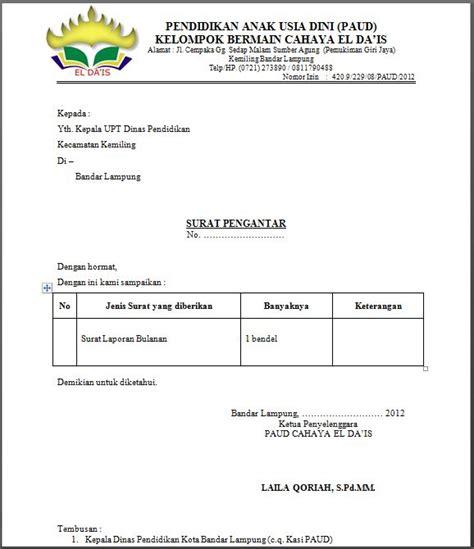 List Barang Elektronik Surat Penawaran by Information About Contohsuratindonesia Kumpulan