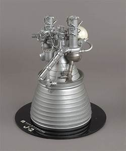 Model  Rocket Engine  Liquid Fuel  J