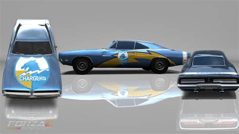 Forza 2 1969 Charger Throwback By Travace On Deviantart